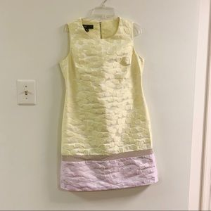 Donna Ricco | Yellow Daisy Dress Size 6P
